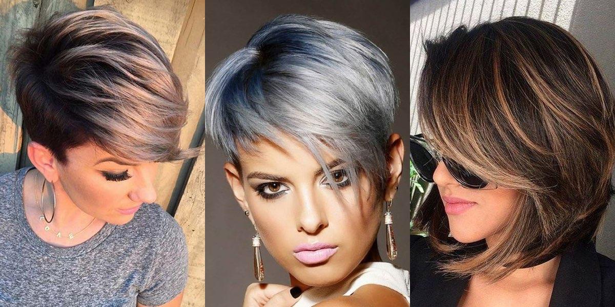 stili di capelli corti per chi ha il viso ovale