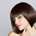 short-hair-smooth-blow-dry