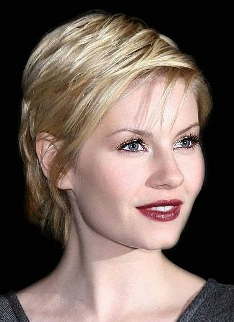 easy short haircuts for fine hair capelli 40 trenta tagli per ringiovanire clicca qui 5025 | short hairstyles for thin hair over 40