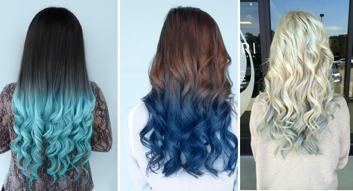 BLUE-OMBRE-HAIR BLUE-OMBRE-HAIR