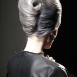 French-Roll-Bun-Hair