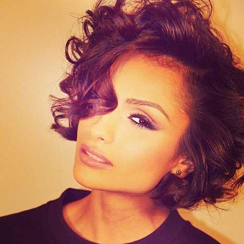 acconciature ondulate per capelli corti Gorgeous-Wavy-Curls-for-Short-Hair