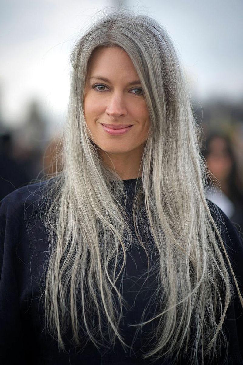 Tagli con capelli grigi