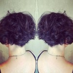 Short-curly-graduated-bob-hairstyle