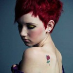 Short-red-hairstyles-pixie-messy