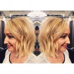 Tousled-blonde-bob-hairstyle-for-women