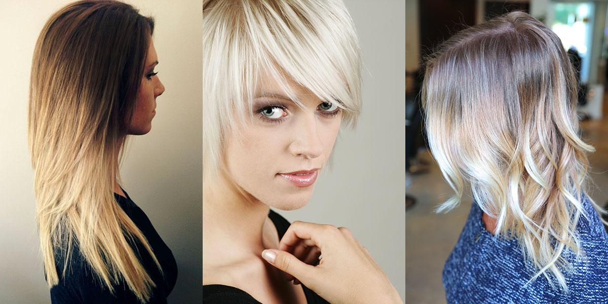 Super Capelli biondi primavera/estate, qualche spunto sul blonde hair OY56
