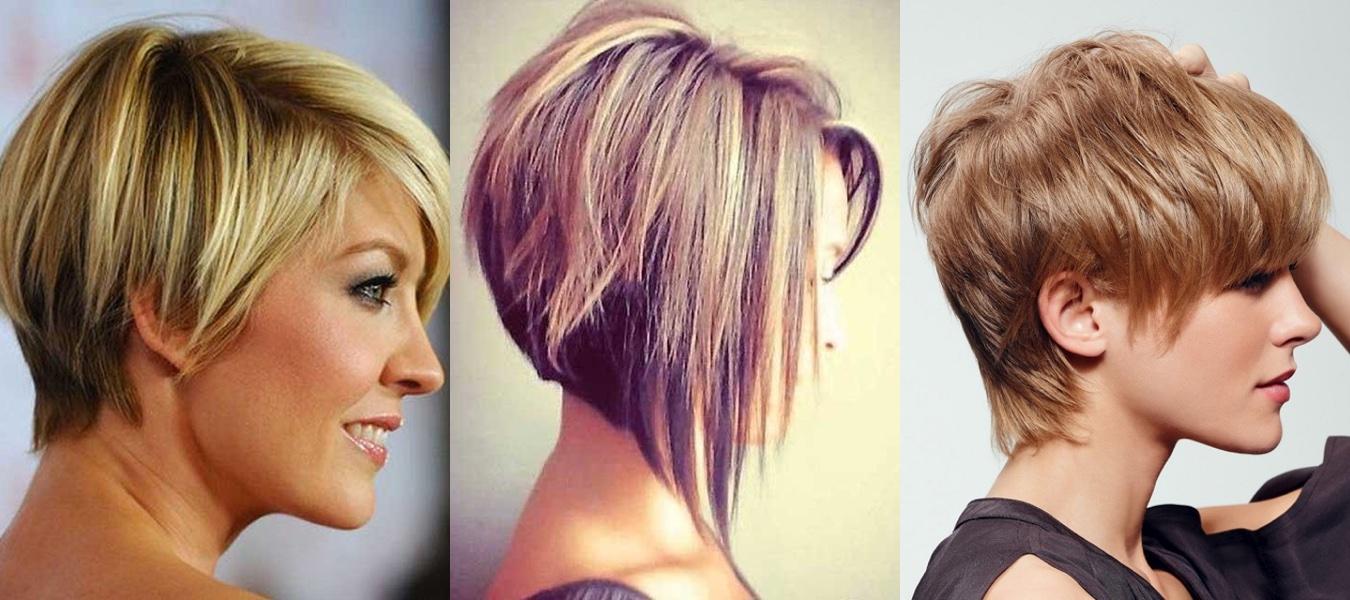 15 tagli corti per le donne che hanno i capelli lisci
