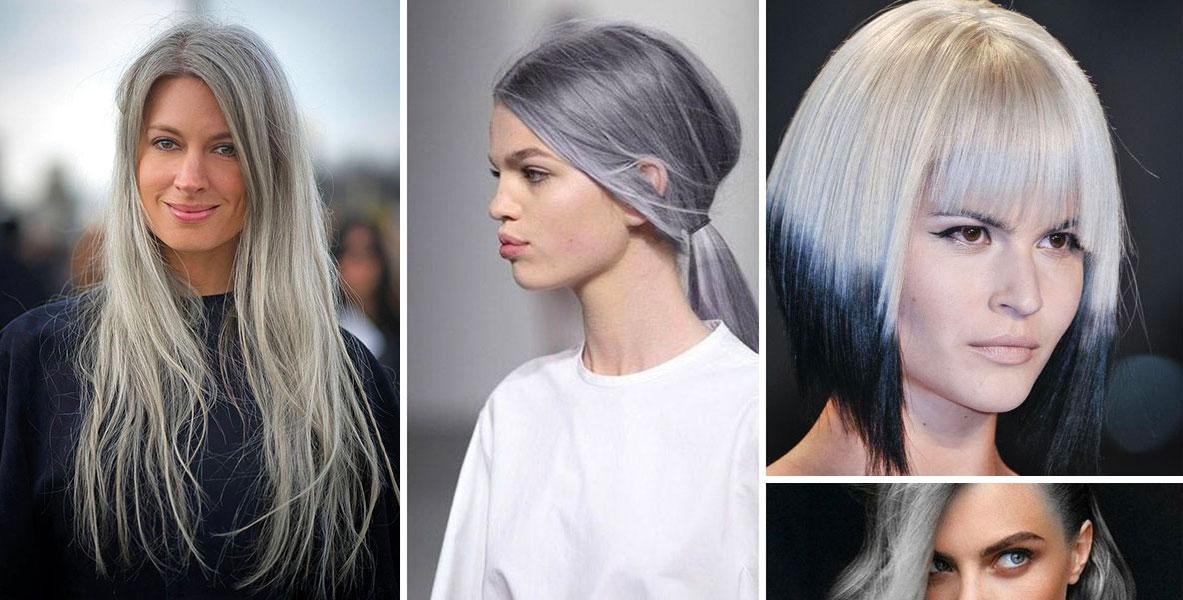 Tinta capelli color silver