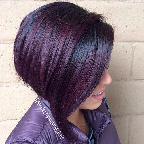 Concludiamo infine il nostro approfondimento con un\u0027altra fotogallery di  sicuro impatto tantissimi stili di capelli neri e viola che vi consigliamo  di