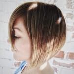 cute-short-brunette-to-blonde-ombre-graduated-bob-haircut