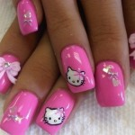 hello-kitty-unghie-rosa1