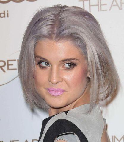 Colore per capelli argento