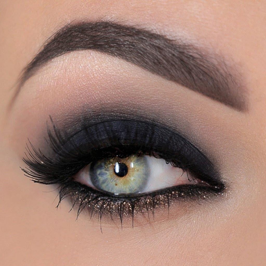 Popolare Smokey eyes: Come fare un trucco perfetto - XO21