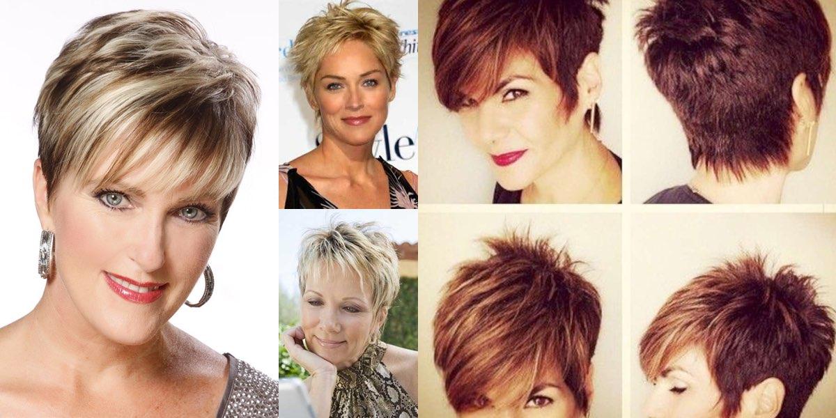 40 modi di pettinare i capelli per le over 50  Foto e consigli da ... a2662d1f81a0