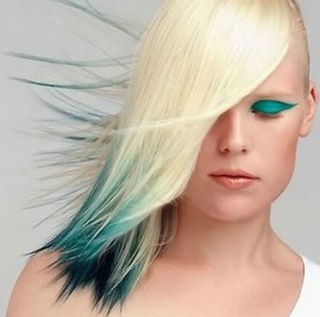 punte-capelli-blu