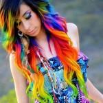 rainbow-ombre