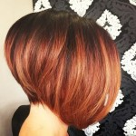 short-dark-to-red-ombre-graduated-bob-hairstyle