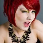short-red-hairstyles-hot-bob