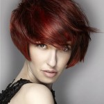 short-red-hairstyles-stacked-bob