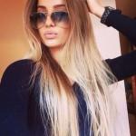 sleek-long-ombre-hair