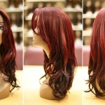 summery-red-ombre-hair