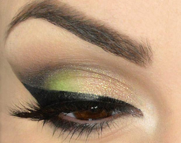 Eccezionale Trucco occhi verdi, una guida per realizzarlo al meglio! CC19
