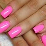 unghie-gel-rosa
