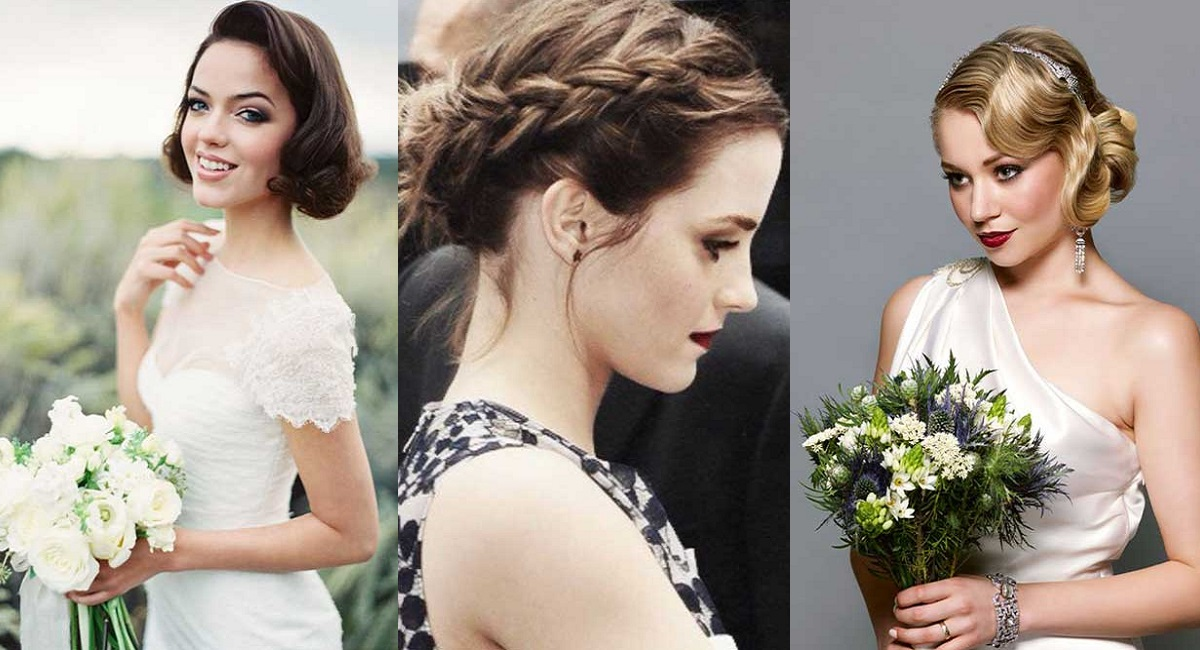 Top 30 acconciature da matrimonio per i capelli corti! II84
