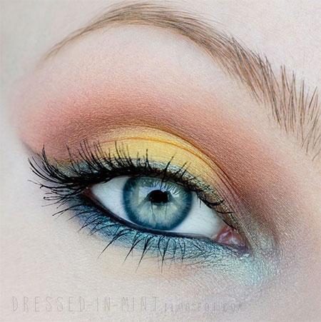 make up occhi estivo 15-Summer-Natural-Eye-Make-Up-Looks-Ideas-Trends-2014-11