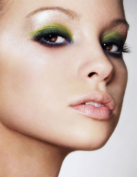 make up occhi estivo 15-Summer-Natural-Eye-Make-Up-Looks-Ideas-Trends-2014-3