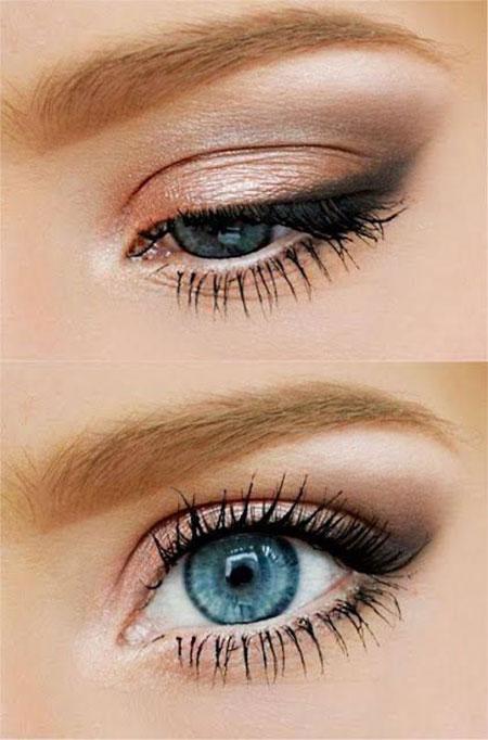 make up occhi estivo 15-Summer-Natural-Eye-Make-Up-Looks-Ideas-Trends-2014-6