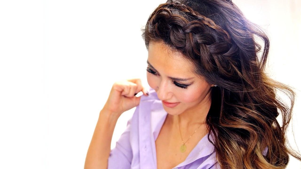 2-headband-braid-hairstyles-half-up-hair-tutorial-video-inside-headband-hairstyles-v-cut-and-u-cut-hairstyles