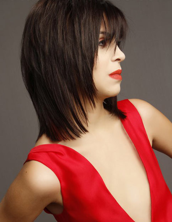 haircut style for long hair acconciature tagli scalati i 35 migliori esempi 2155 | 35 Best Simple Short Medium Long Layered Hairstyles Haircuts 2012 For Girls 14