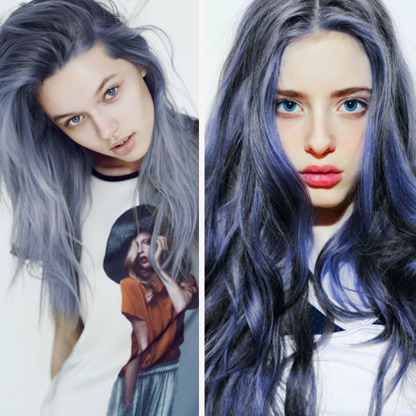 Dark-gray-ombre-hair-color-with-blue-add-more-inspiration-into-youe-2015-hairstyles