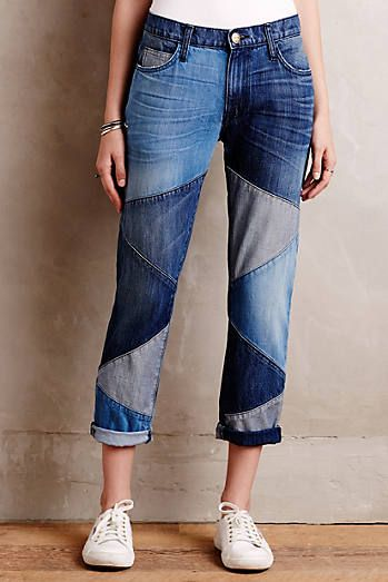 patchwork jeans trend Patchwork-Jeans-12