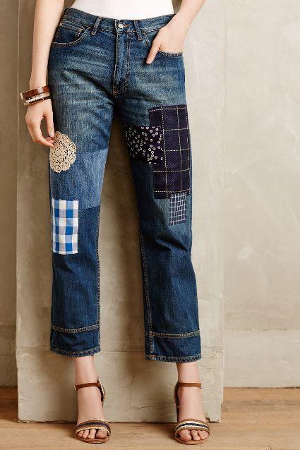 patchwork jeans trend Patchwork-Jeans-3