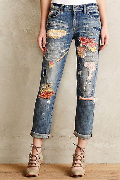 patchwork jeans trend Patchwork-Jeans-4