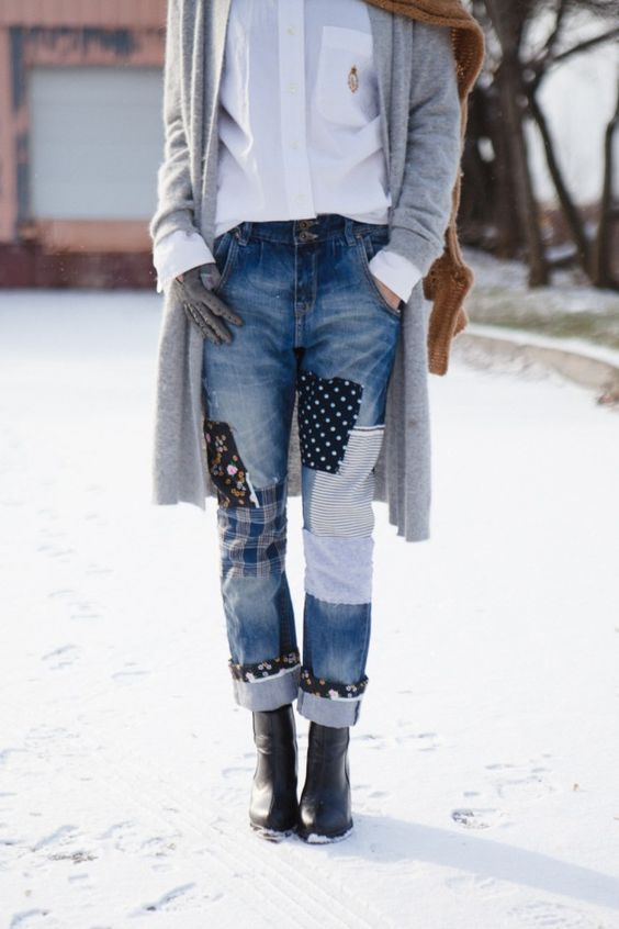 patchwork jeans trend Patchwork-Jeans-7