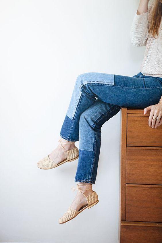 patchwork jeans trend Patchwork-Jeans-9