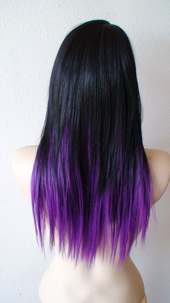 Purple-Ombre-Hairstyle