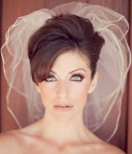 Short-Hair-for-Wedding