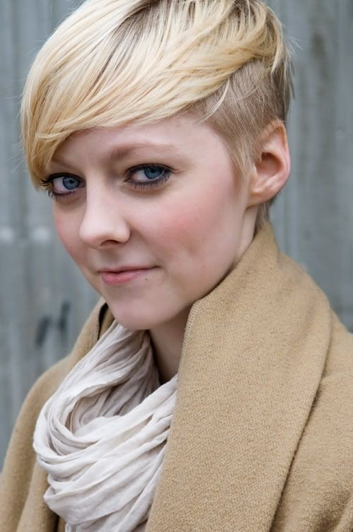Short-Shaved-Haircut-Women-Hairstyles-for-Thin-Hair