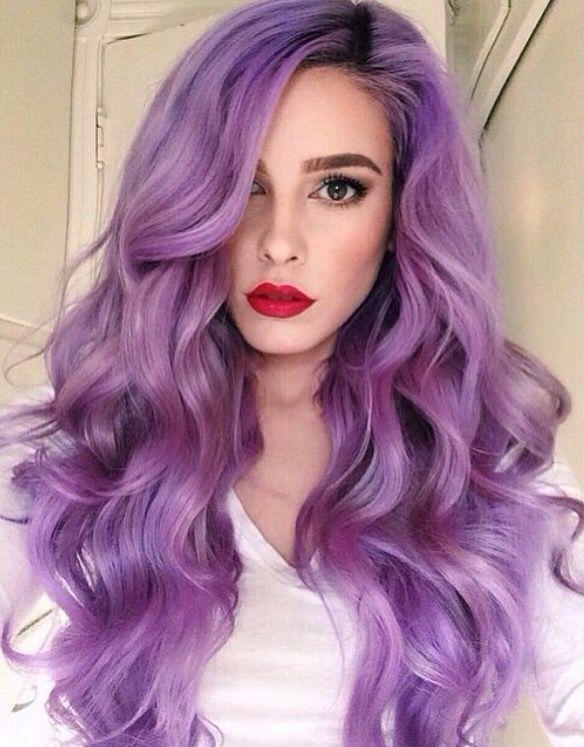 sfumature per capelli viola