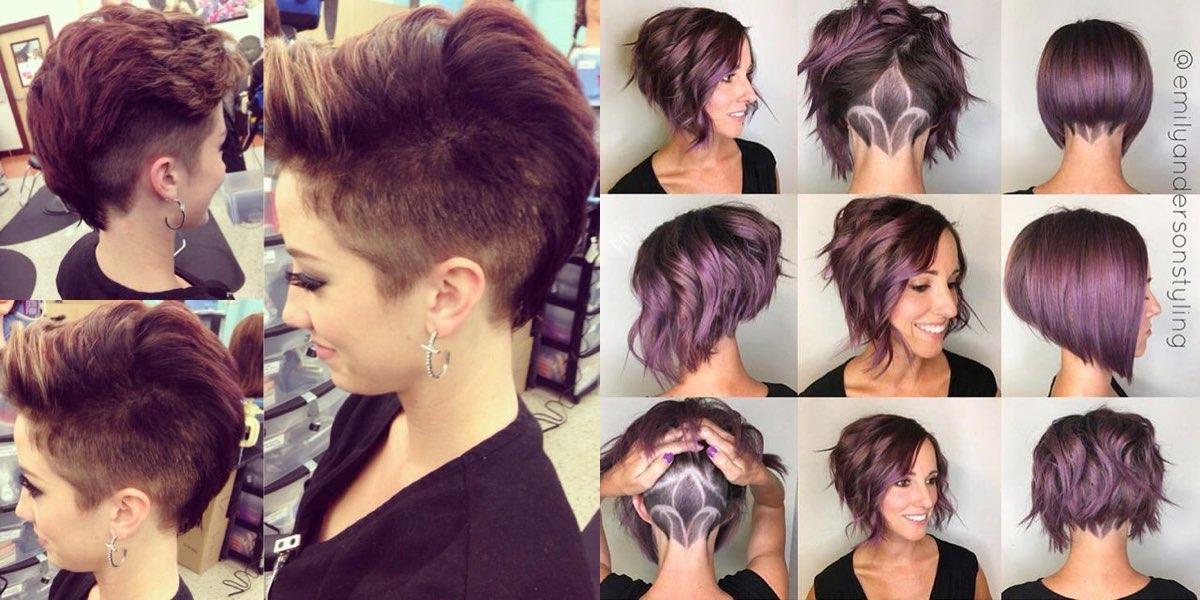 Taglio di capelli particolare