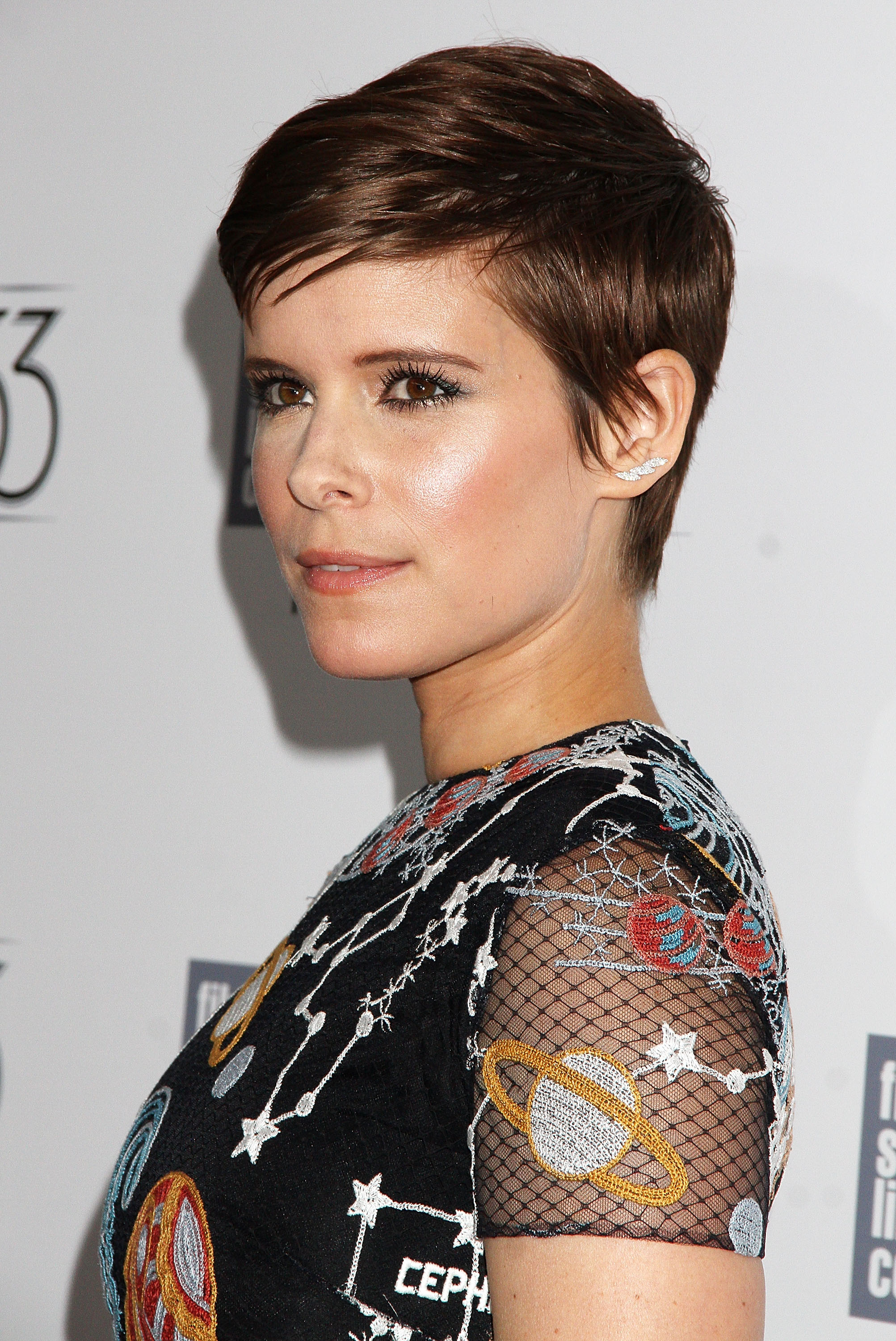 """NEW YORK, NY - SEPTEMBER 27:  Kate Mara attends the 53rd New York Film Festival - """"The Martian"""" Premiere at Alice Tully Hall on September 27, 2015 in New York City.  (Photo by Laura Cavanaugh/FilmMagic)"""