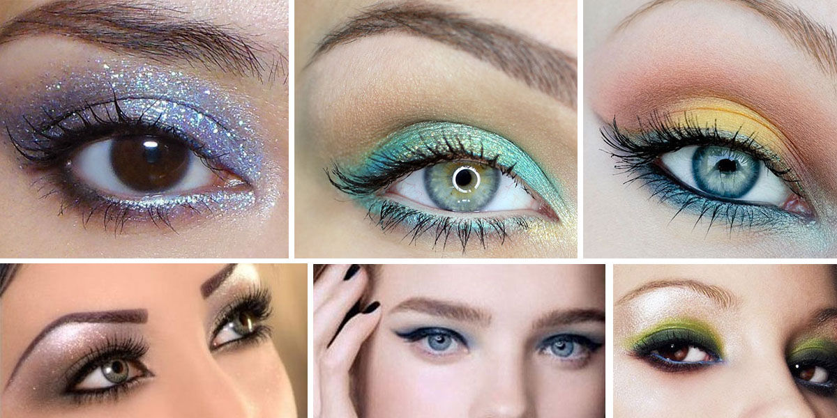 make up occhi estivo