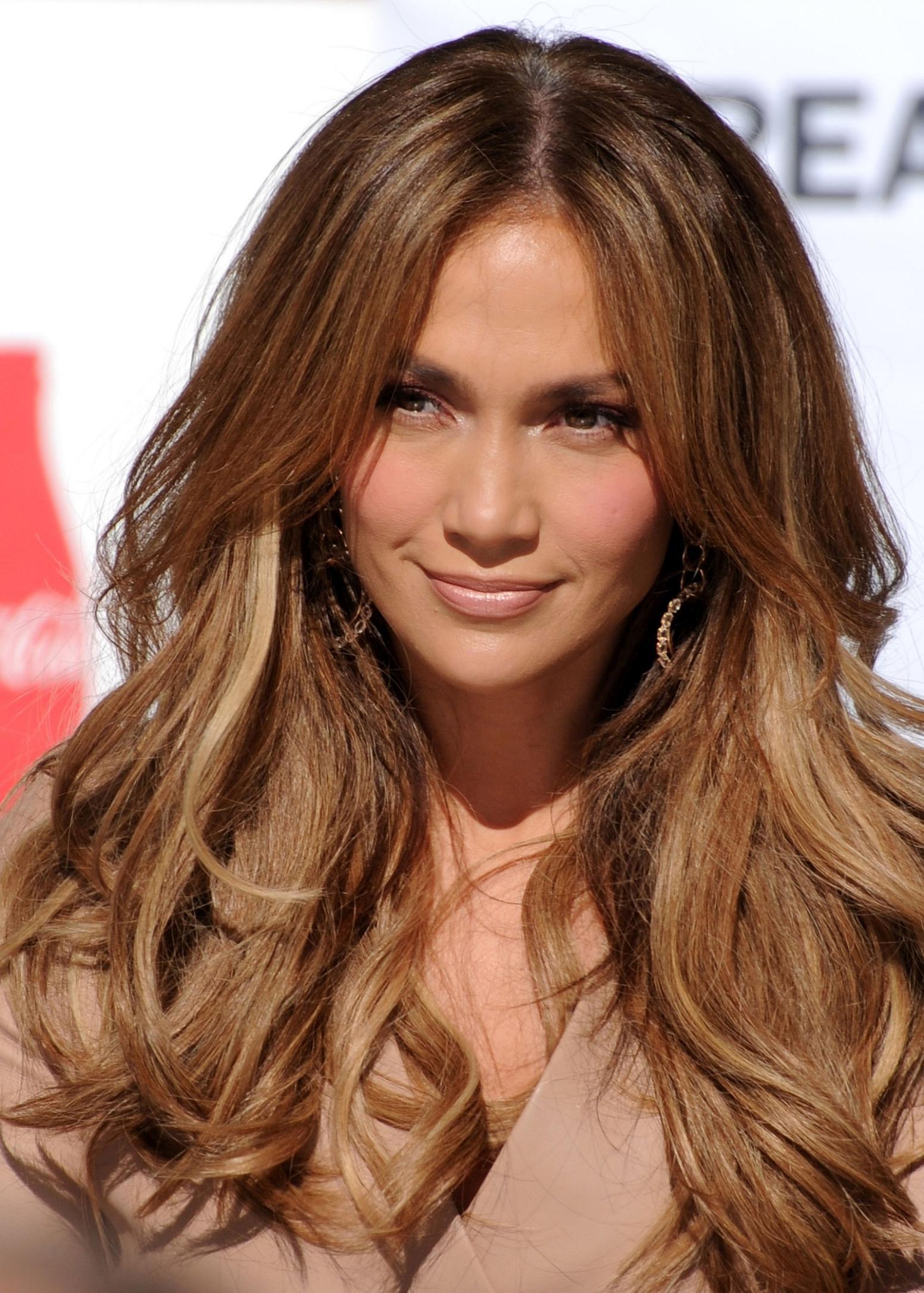 masculine-light-brown-hair-Jennifer-Lopez