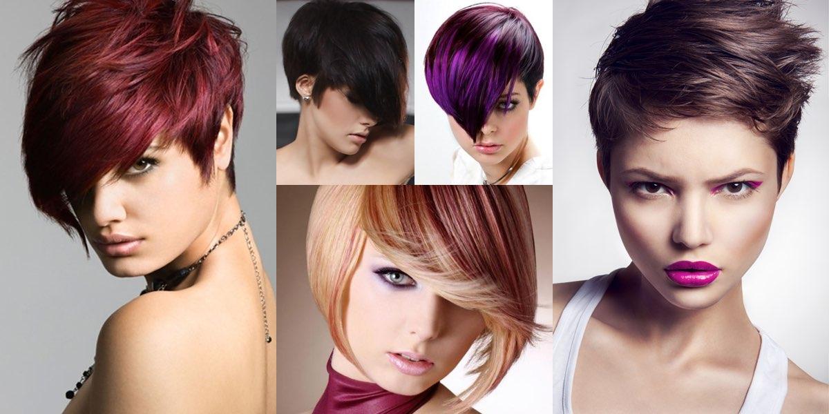 Estremamente Migliori colori per capelli corti: 60 esempi tutti per voi! QA26