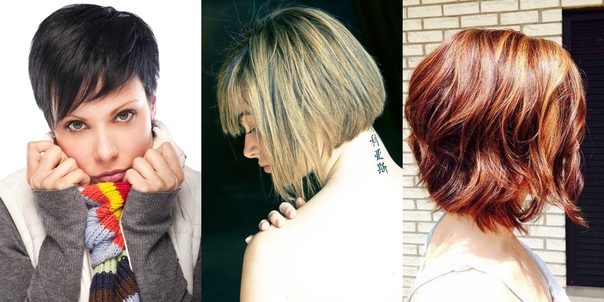 stili di capelli moderni